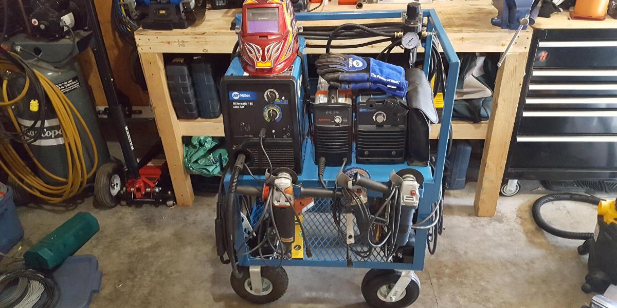 Top 8 Best Welding Cart