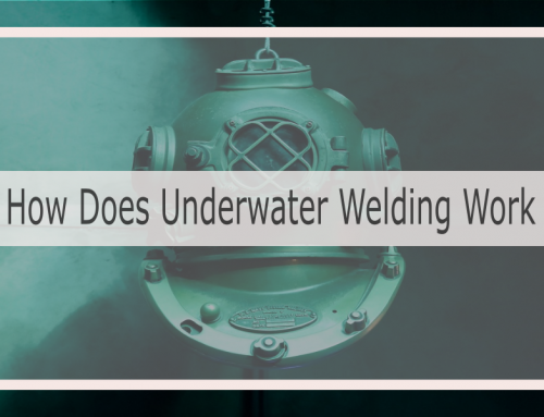 How Does Underwater Welding Work?